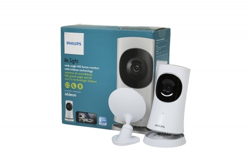 Monitor de supraveghere Philips-AVENT M120E/10, Wireless, Compatibil iOS