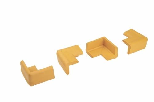 Set 4 bucati mamut protectii colturi mobilier, 4x1.3x7 cm